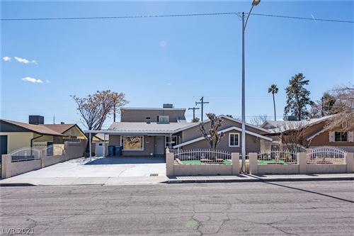 Photo of 4005 ESMERALDA Avenue, Las Vegas, NV 89102 (MLS # 2077644)
