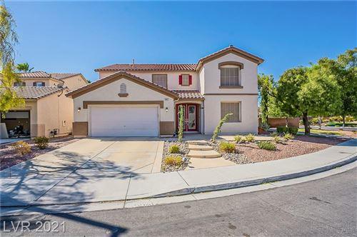 Photo of 7871 Flat Creek Street, Las Vegas, NV 89131 (MLS # 2341644)