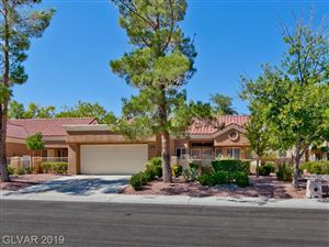 Photo of 2445 DESERT BUTTE Drive, Las Vegas, NV 89134 (MLS # 2135647)