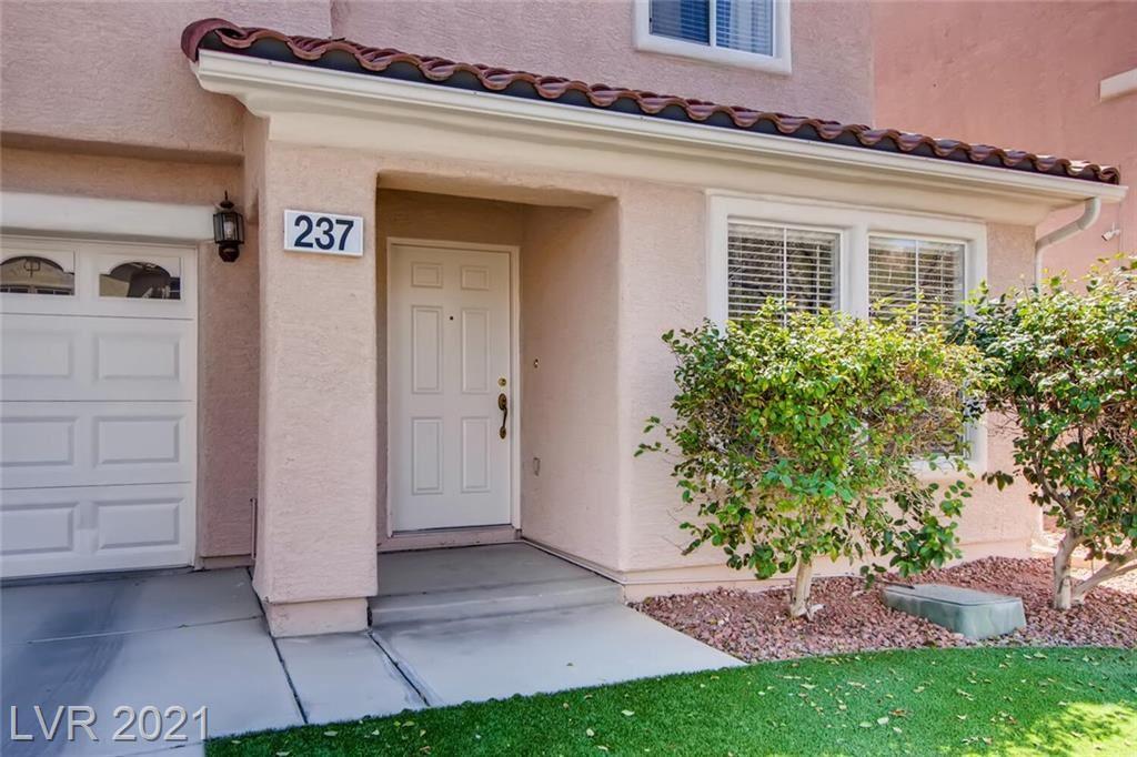 Photo of 237 Fox Lake Avenue, Las Vegas, NV 89148 (MLS # 2284647)