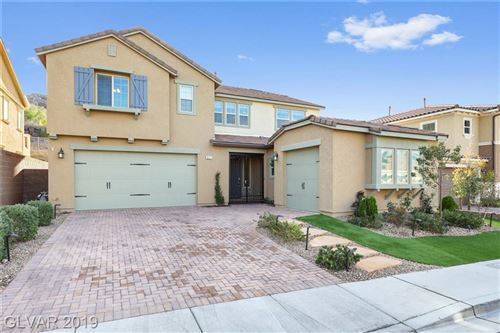 Photo of 917 POMANDER POINT Place, Henderson, NV 89012 (MLS # 2158648)