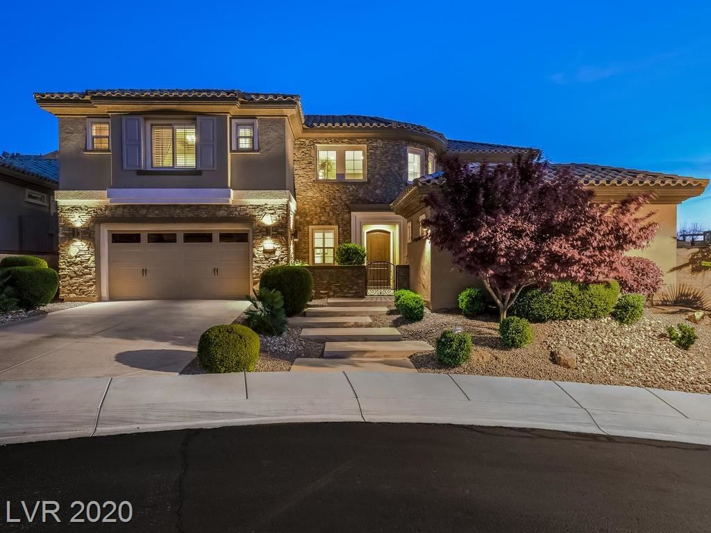 Photo of 2780 Liberation Drive, Henderson, NV 89044 (MLS # 2212648)