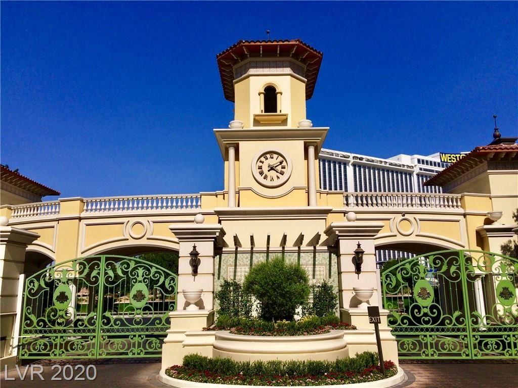 Photo for 2777 Paradise Road #3102, Las Vegas, NV 89109 (MLS # 2225648)