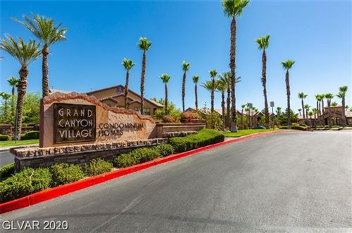Photo of 8250 GRAND CANYON Drive #1126, Las Vegas, NV 89166 (MLS # 2165649)