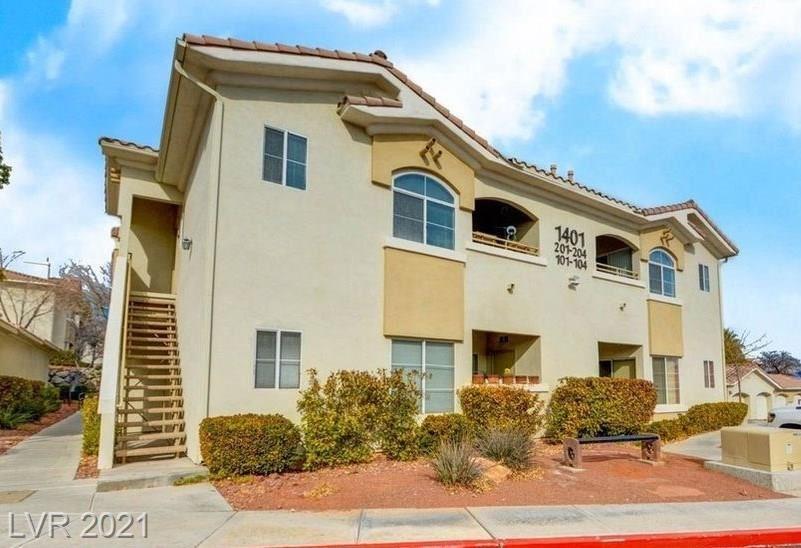 Photo of 1401 Red Crest Lane #201, Las Vegas, NV 89144 (MLS # 2270649)