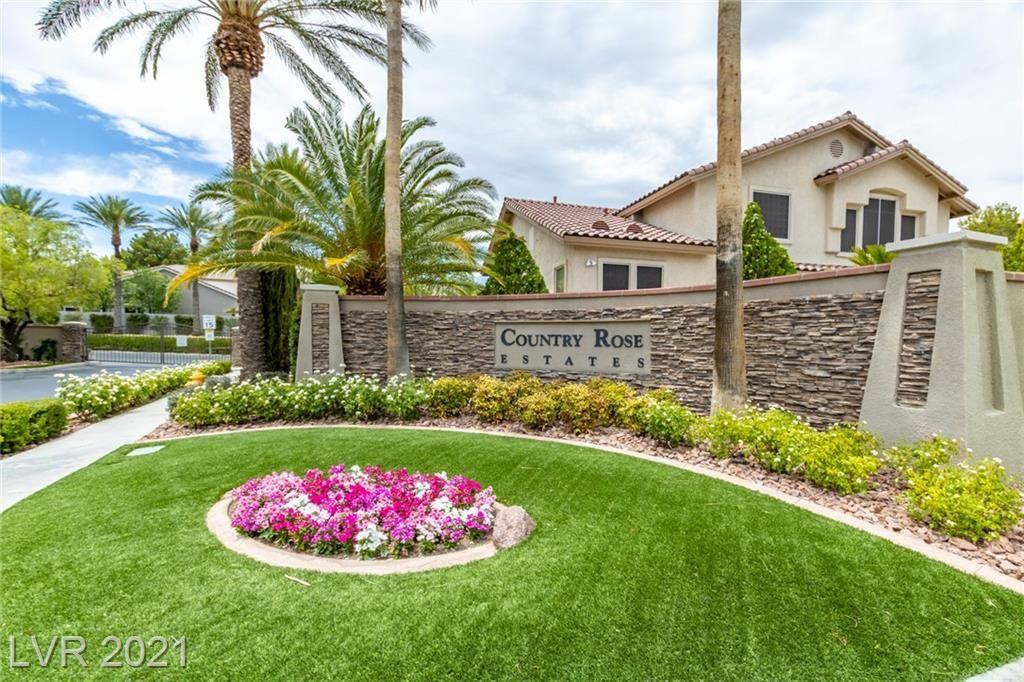 Photo of 2212 Scarlet Rose Drive, Las Vegas, NV 89134 (MLS # 2307649)