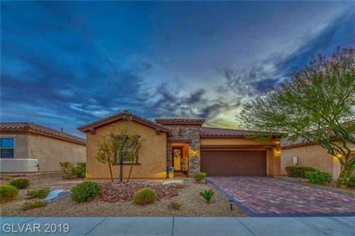 Photo of 1027 VIA SAINT LUCIA Place, Henderson, NV 89011 (MLS # 2151650)