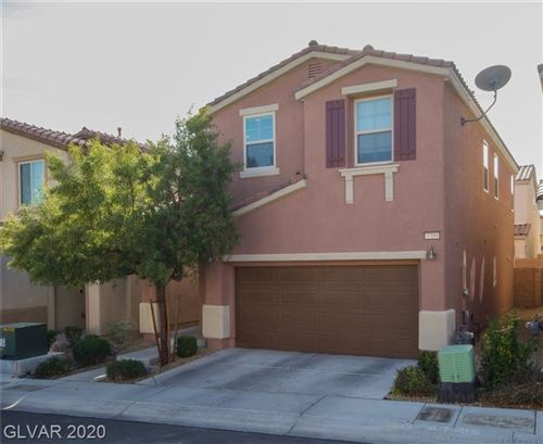 Photo of 7709 PEACEFUL TRELLIS Drive, Las Vegas, NV 89179 (MLS # 2166650)