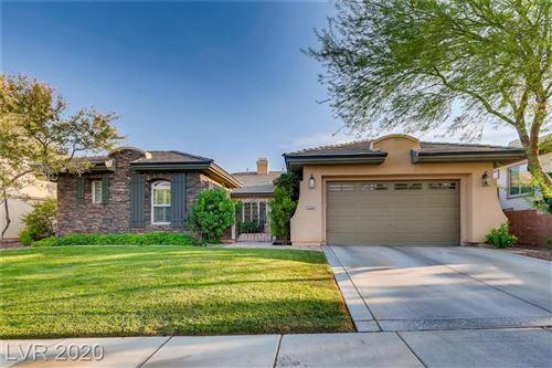Photo of 11541 Bohemian Forest Avenue, Las Vegas, NV 89138 (MLS # 2218650)