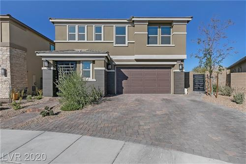 Photo of 12310 Middle Creek Street, Las Vegas, NV 89138 (MLS # 2250650)