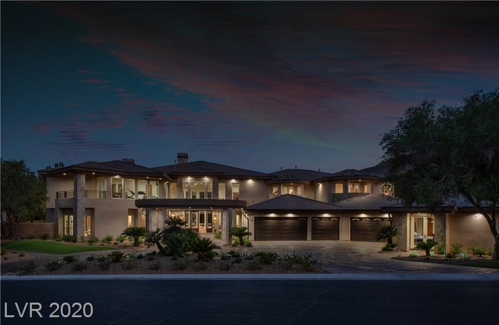 Photo of 31 EAGLES LANDING Lane, Las Vegas, NV 89141 (MLS # 2237650)