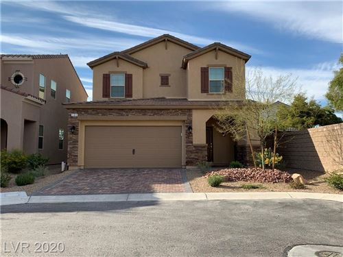 Photo of 101 ELM REED Avenue, Las Vegas, NV 89148 (MLS # 2185652)