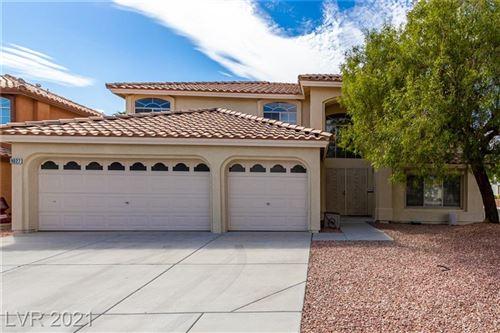 Photo of 9027 Gray Bluff Drive, Las Vegas, NV 89129 (MLS # 2332652)