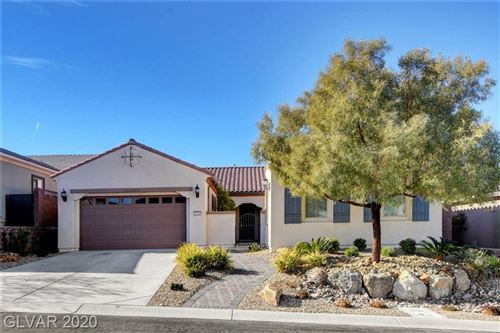 Photo of 2665 PARIS AMOUR Street, Henderson, NV 89044 (MLS # 2165653)