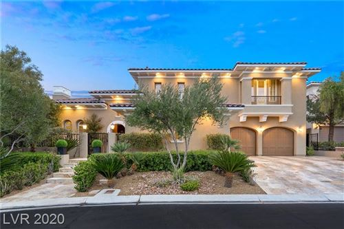 Photo of 11886 Port Labelle, Las Vegas, NV 89141 (MLS # 2185654)