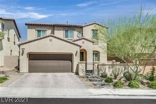 Photo of 12240 Sandy Peak Avenue, Las Vegas, NV 89138 (MLS # 2272654)