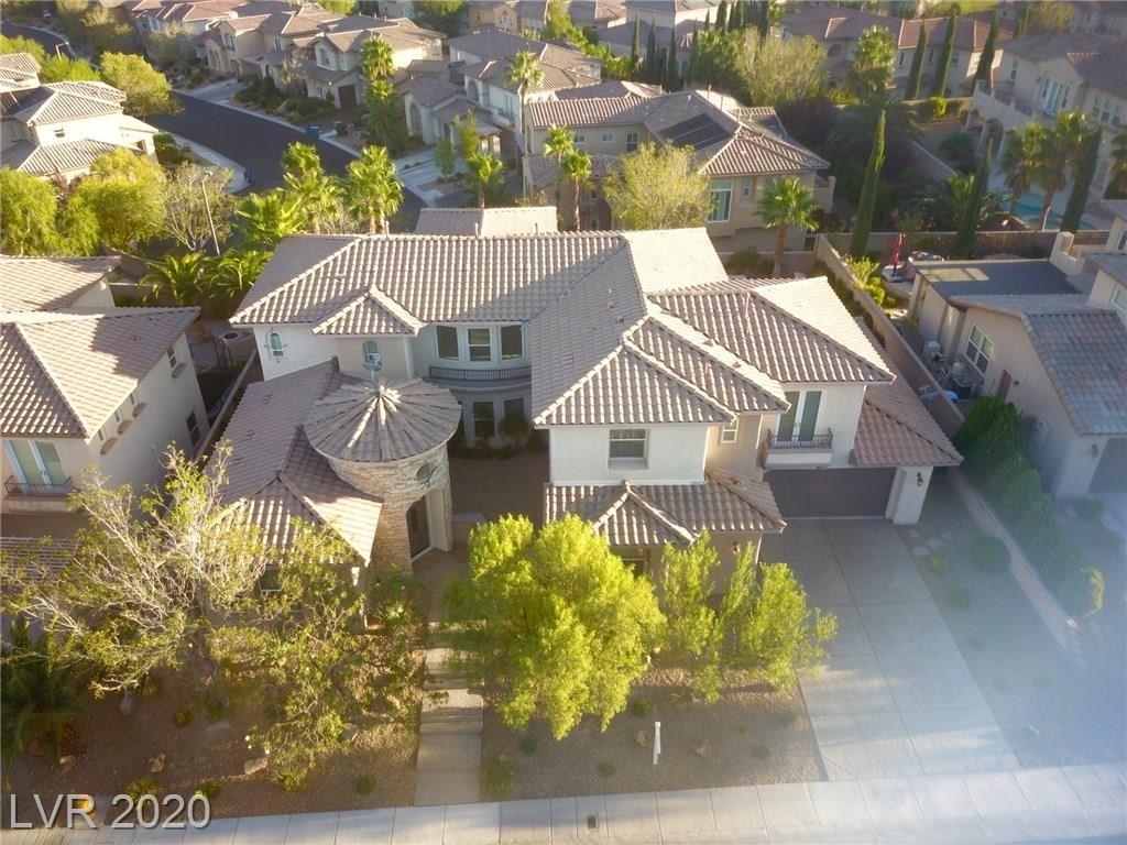 Photo of 611 Chervil Valley Drive, Las Vegas, NV 89138 (MLS # 2230654)