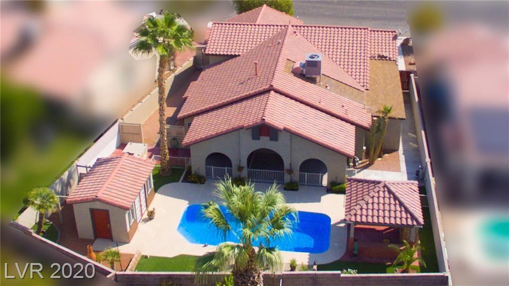 Photo of 1595 Tangerine Rose Drive, Las Vegas, NV 89142 (MLS # 2233654)