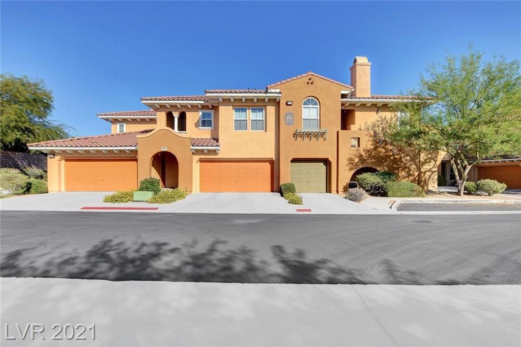 Photo of 820 Canterra Street #1055, Las Vegas, NV 89138 (MLS # 2258654)