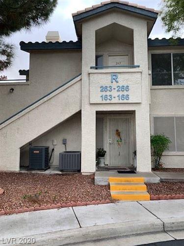 Photo of 3425 Russell Road #259, Las Vegas, NV 89120 (MLS # 2209655)
