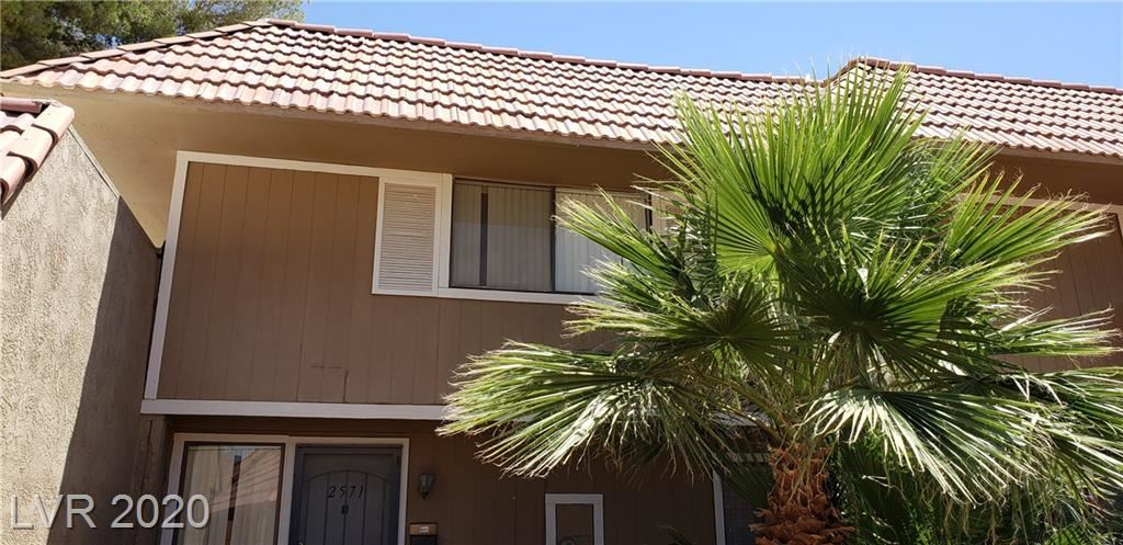Photo of 2571 Paradise Village, Las Vegas, NV 89120 (MLS # 2204655)