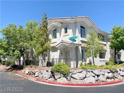 Photo of 10001 Crimson Palisades Place #104, Las Vegas, NV 89144 (MLS # 2210656)