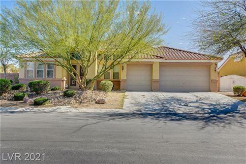 Photo of 6521 Bluff Dwellers Avenue, Las Vegas, NV 89131 (MLS # 2274656)