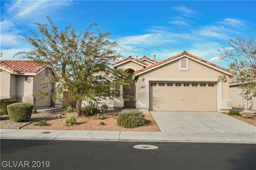 Photo of 4456 VALLEY QUAIL Way, North Las Vegas, NV 89084 (MLS # 2158657)