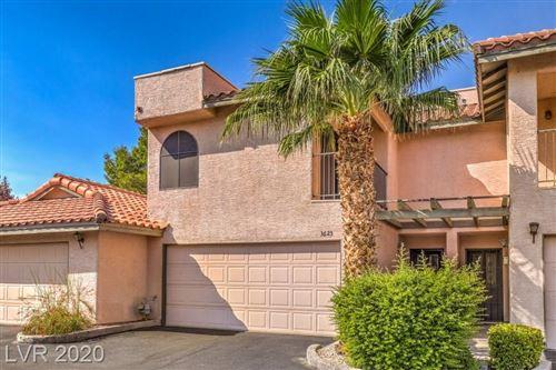 Photo of 3625 Laguna Del Sol Drive, Las Vegas, NV 89121 (MLS # 2240657)