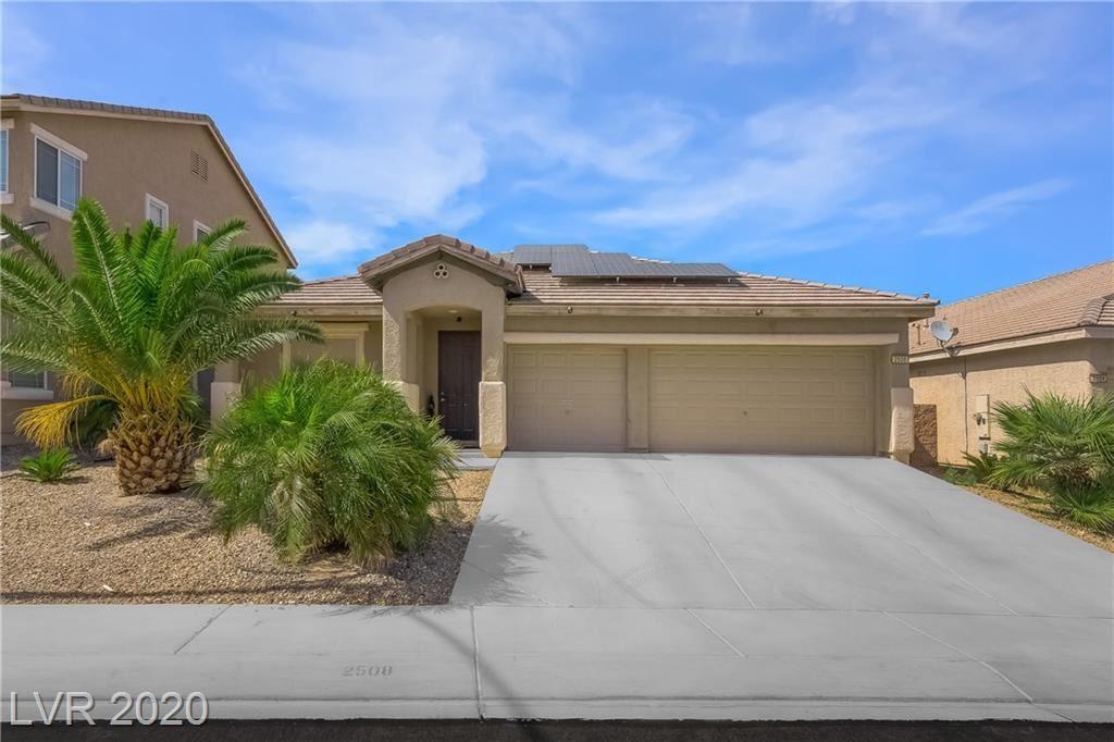 Photo of 2508 Alma Lidia, North Las Vegas, NV 89032 (MLS # 2199657)