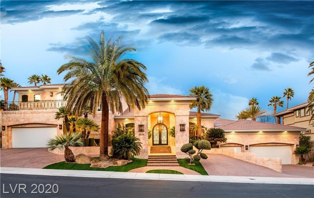 Photo of 2556 RED ARROW Drive, Las Vegas, NV 89135 (MLS # 2214657)