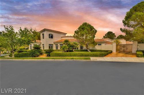 Photo of 1350 Imperia Drive, Henderson, NV 89052 (MLS # 2307658)