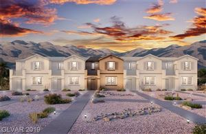 Photo of 1193 NARROW GORGE Court #lot 58, Henderson, NV 89002 (MLS # 2143659)