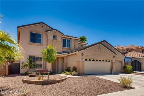 Photo of 971 San Carlos Creek Lane, Henderson, NV 89002 (MLS # 2216659)