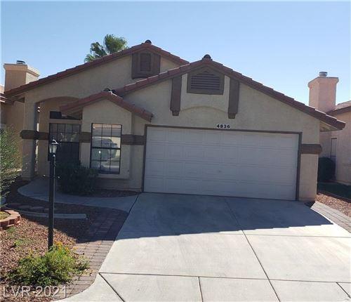 Photo of 4836 Fiesta Lakes Street, Las Vegas, NV 89130 (MLS # 2242659)