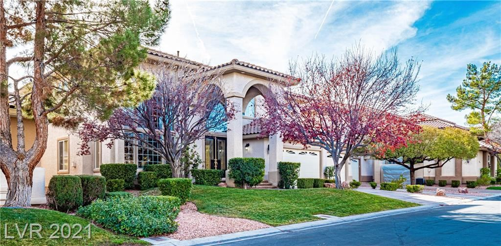 Photo of 5455 SAN FLORENTINE Avenue, Las Vegas, NV 89141 (MLS # 2259659)