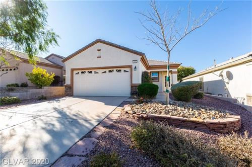 Photo of 2565 COSMIC DUST Street, Henderson, NV 89044 (MLS # 2163660)