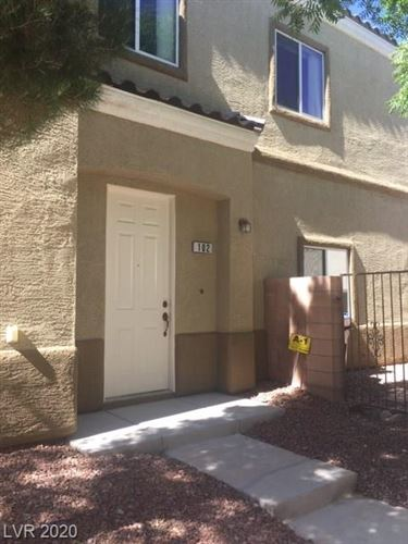 Photo of 6316 Sandy Ridge Street #102, North Las Vegas, NV 89081 (MLS # 2206660)