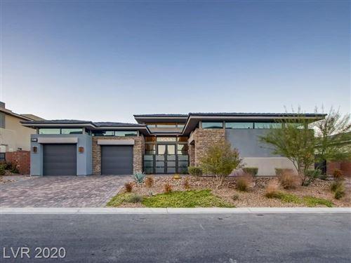 Photo of 11460 Opal Springs Way, Las Vegas, NV 89135 (MLS # 2247660)