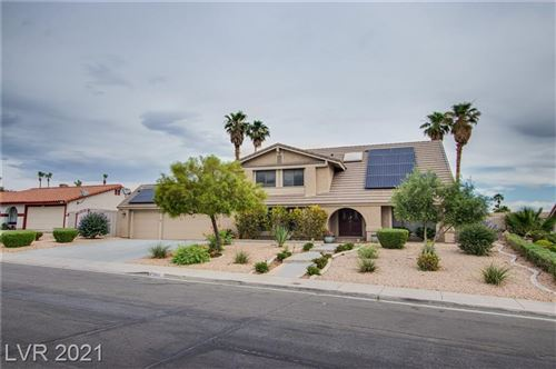 Photo of 6662 Costa Brava Drive, Las Vegas, NV 89146 (MLS # 2304660)