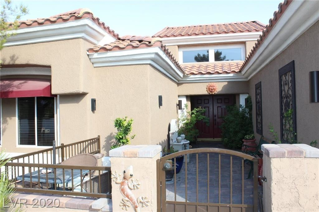 Photo of 2832 Castle Bar Drive, Las Vegas, NV 89134 (MLS # 2226660)
