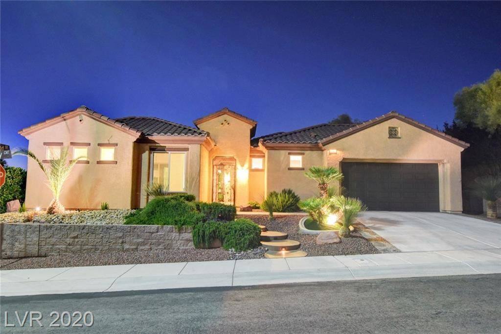 Photo of 2160 Falls City, Henderson, NV 89044 (MLS # 2205662)