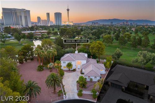 Photo of 3199 Bel Air Drive, Las Vegas, NV 89109 (MLS # 2210663)
