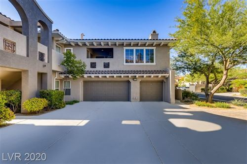 Photo of 840 Canterra #2040, Las Vegas, NV 89138 (MLS # 2199664)