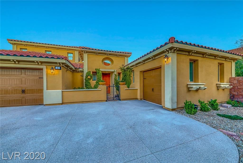 Photo of 5 Vita Fresco, Henderson, NV 89011 (MLS # 2219664)