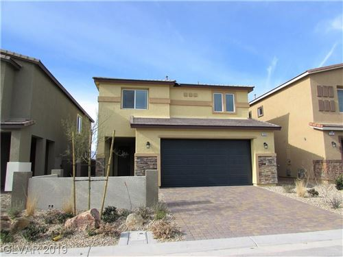 Photo of 7255 DAZZLE POINT Street #Lot 277, North Las Vegas, NV 89084 (MLS # 2158665)