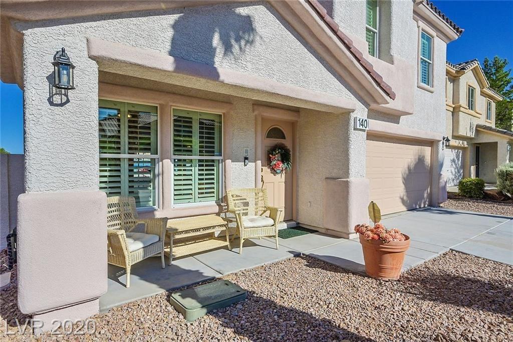 Photo of 140 Rancho Maria Street, Las Vegas, NV 89148 (MLS # 2226665)