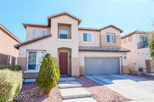 Photo of 3425 PERCHING BIRD Lane, North Las Vegas, NV 89084 (MLS # 2174666)