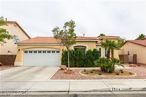 Photo of 2508 Wellworth Avenue, Henderson, NV 89074 (MLS # 2210666)