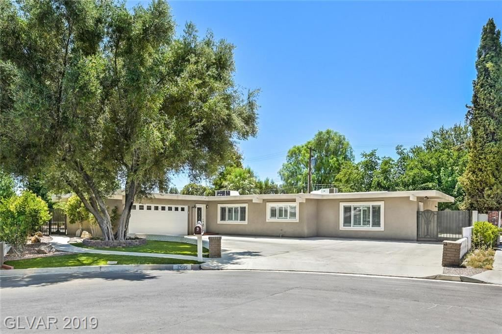 Photo for 2505 LAURIE Drive, Las Vegas, NV 89102 (MLS # 2110666)